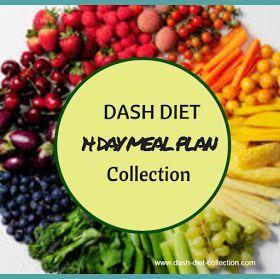 The DASH Diet Plan: DASH Diet Meal Plan -Phase 1