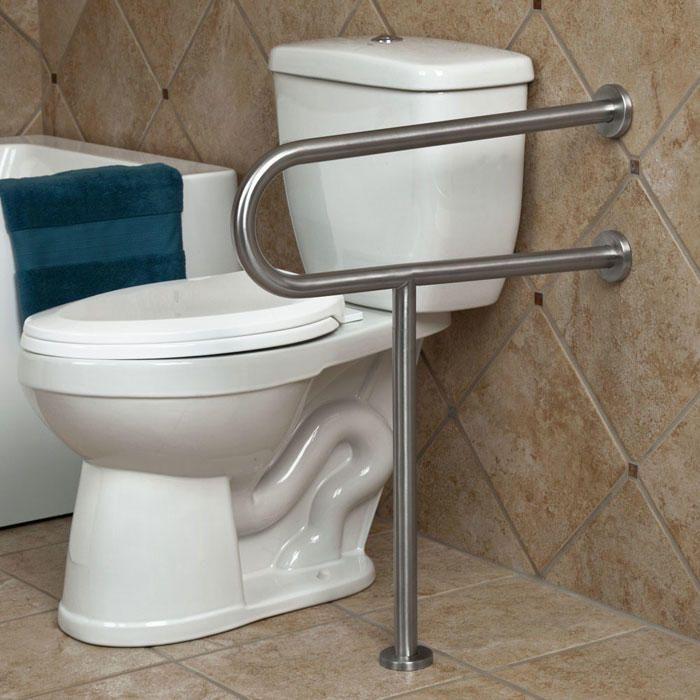 The 25+ best Grab bars ideas on Pinterest | Ada bathroom, Shower ...