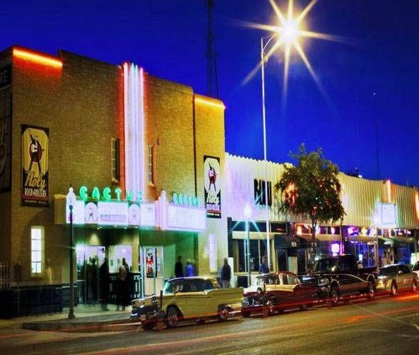 Cactus Theater Live Performances - Lubbock, TX