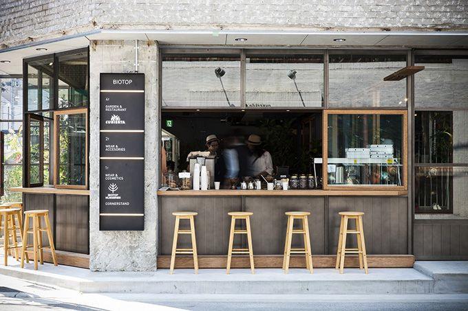 ビオトープ大阪店が南堀江にオープン - コーヒースタンドや緑溢れる屋上レストランも - 写真1 | ファッションニュース - ファッションプレス