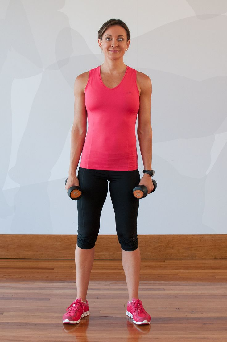 Michelle Bridges' Fat-Blasting 5 Minute Workout