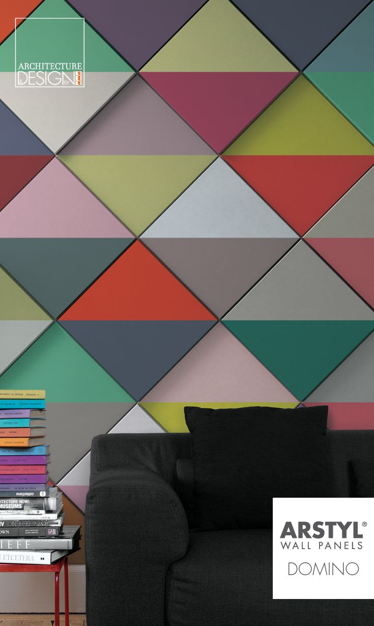 ARSTYL® Wall Panels DOMINO