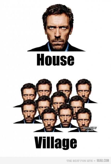 epic.25 Things, Funny Hit, Laugh, House Md, Village, Funny Stuff, Humor, Random Stuff, Giggles