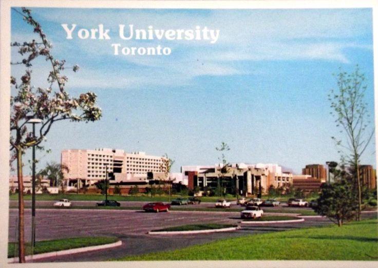 York University 1970s York university, University, York