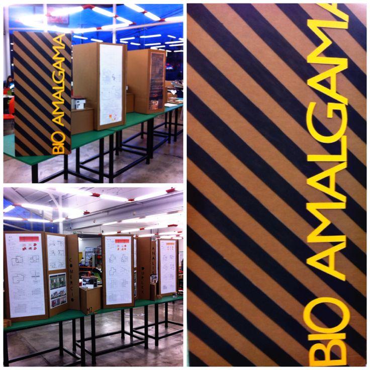 Stand / Arquitectura  B I O  A M A L G A M A