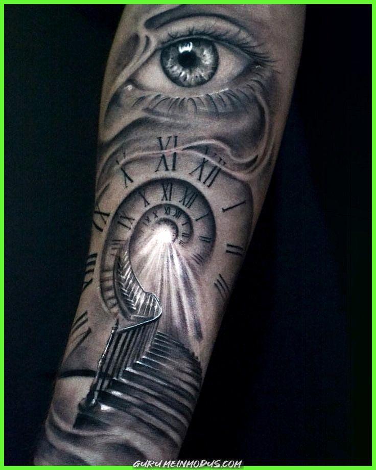 Uhren Tattoo Frauen | Tattoo uhr, Tattoo frauen, Unterarm