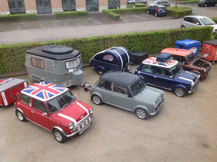 1348 best images about mini cooper big love on pinterest for Garage mini 92