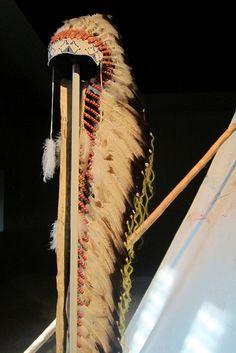 Lakota Sioux Headdress