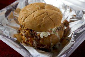 Fridge Magnet: Smoke House BBQ a fixture on Williamson Road in Roanoke