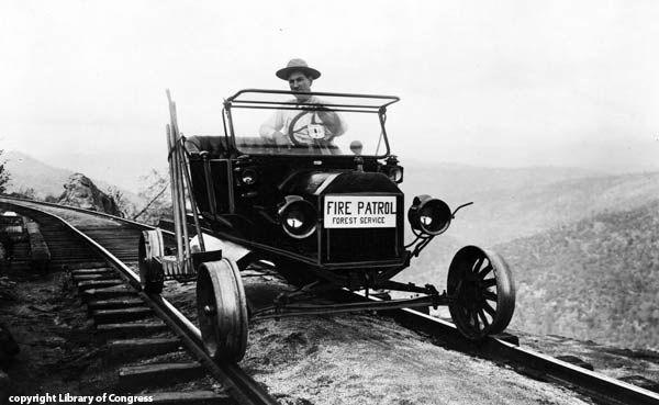1914 Fire Patrol