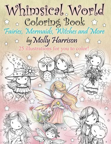 Buy A Discounted Paperback Of Whimsical World Coloring Book Online From Australias Leading Bookstore
