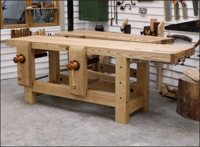 Maguire Nautilus Workbench