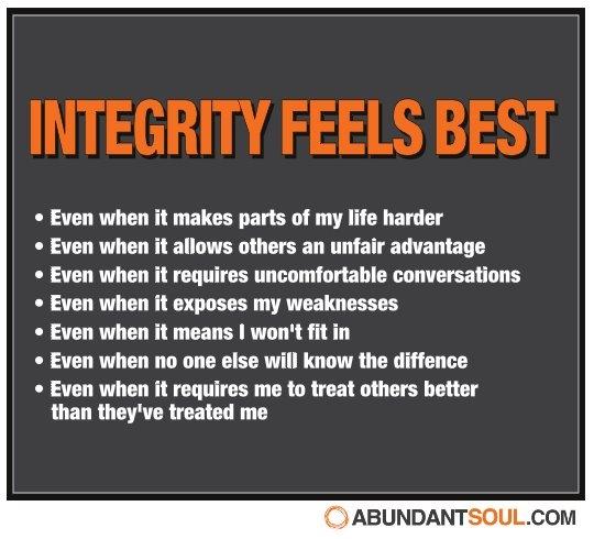Integrity~ | words | Pinterest