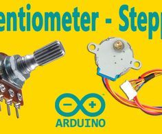 "This instructable is the written version of my ""Arduino : How To Control a Stepper Motor with Potentiometer"" YouTube video that I've uploaded recently. I strongly recommend you to check it out.My YouTube ChannelFirst, you should see the following Instructable:How to Control a Stepper Motor With L293D Motor Driver"