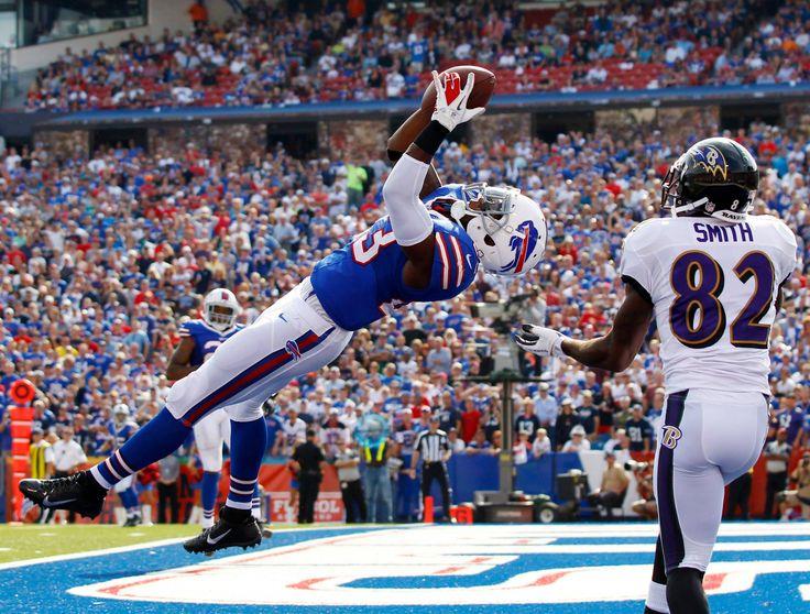 Aaron Williams, Buffalo Bills