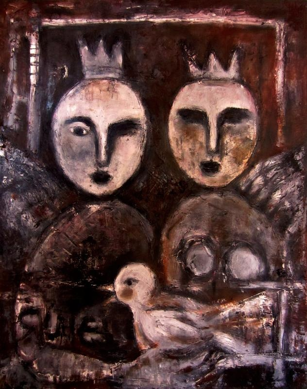 Mapuche-Paintings-on-Canvas