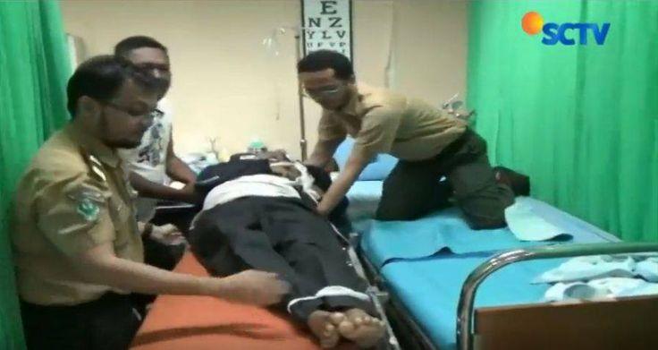 Calon penumpang maskapai penerbangan Citilink rute Batam-Pontianak mendadak meninggal dunia saat melakukan check in di Bandara Internasional Hang Nadim Batam, Kepulauan Riau. #Liputan6SCTV