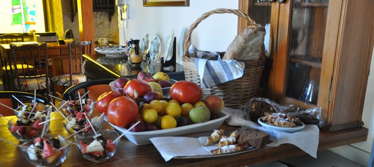 Desayunos casa do Marques