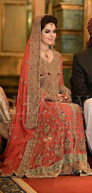 Pakistani Bride And Groom. Follow me here MrZeshan Sadiq