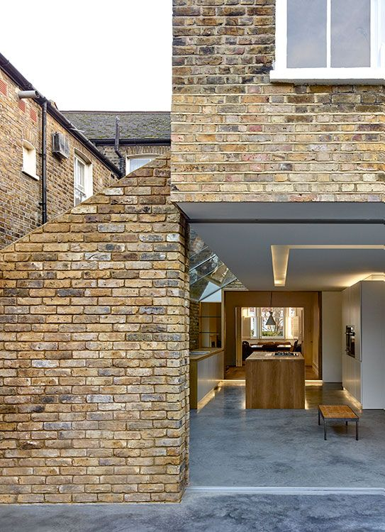 The Modern Side Extension / Coffey Architects