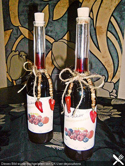 Himbeer - Vanille - Likör, ein tolles Rezept aus der Kategorie Likör. Bewertungen: 60. Durchschnitt: Ø 4,3.