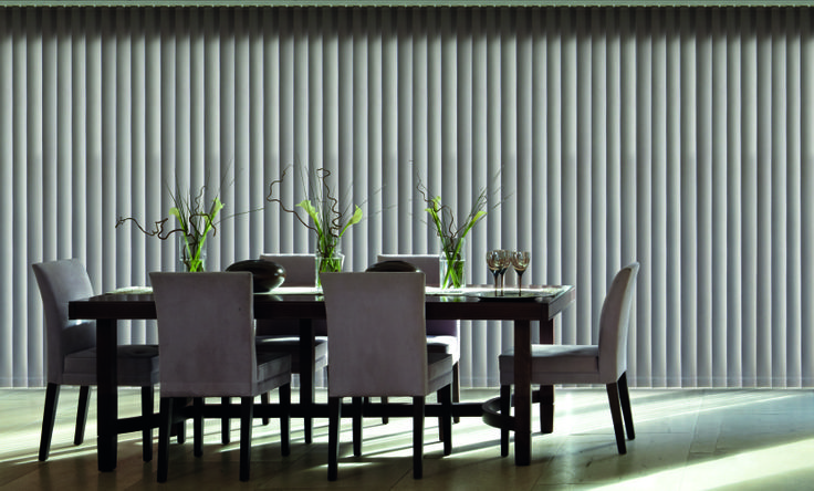 Protect Your Dining Room Furniture Form The Summer Sun With One Of Our  Blackout Blinds.