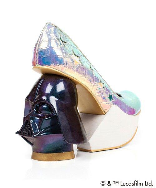 【ZOZOTOWN 送料無料】ライチ(ライチ)のパンプス「イレギュラーチョイス STAR WARS Iridescent Vaderパンプス」(lit_0002763-0006161_i)をセール価格で購入できます。