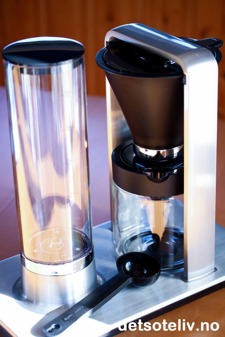 """GIVEAWAY på den internasjonale kaffedagen 29. september: Vinn en toppmoderne Wilfa kaffetrakter """"Svart Presisjon"""""""