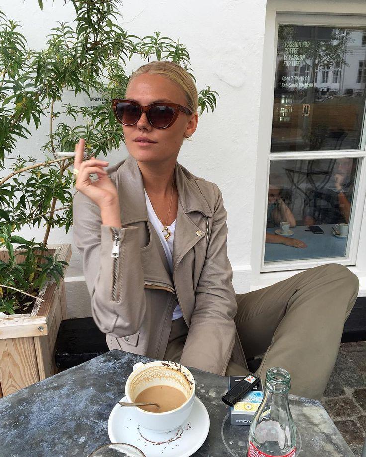 Freja Wewer | Felice Dahl Style | Första Pendant Necklace