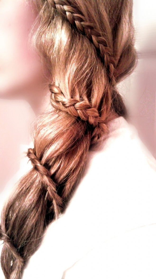 25+ best ideas about Spiral Braid on Pinterest | Lace ...