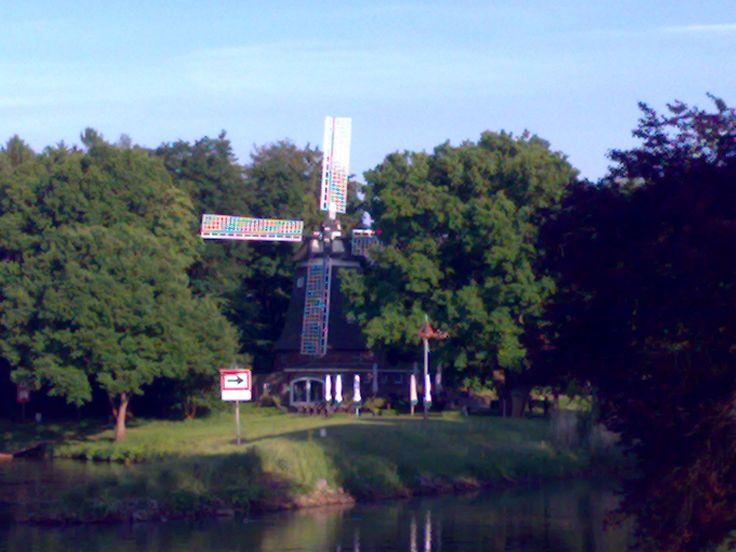Windmill in Meppen