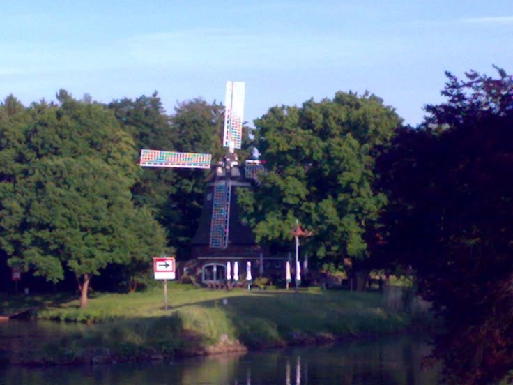 Windmill in Meppen
