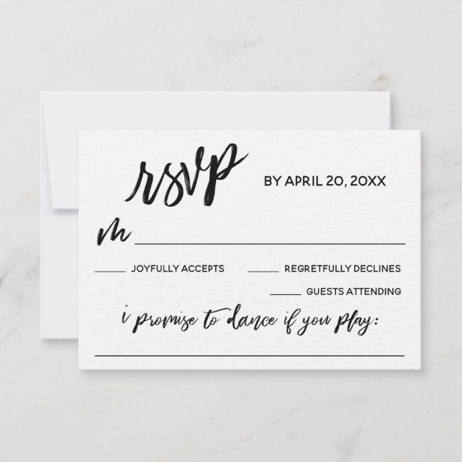 Create Your Own Response Card Zazzle Com Rsvp Wedding Cards Wording Rsvp Wedding Cards Wedding Card Wordings