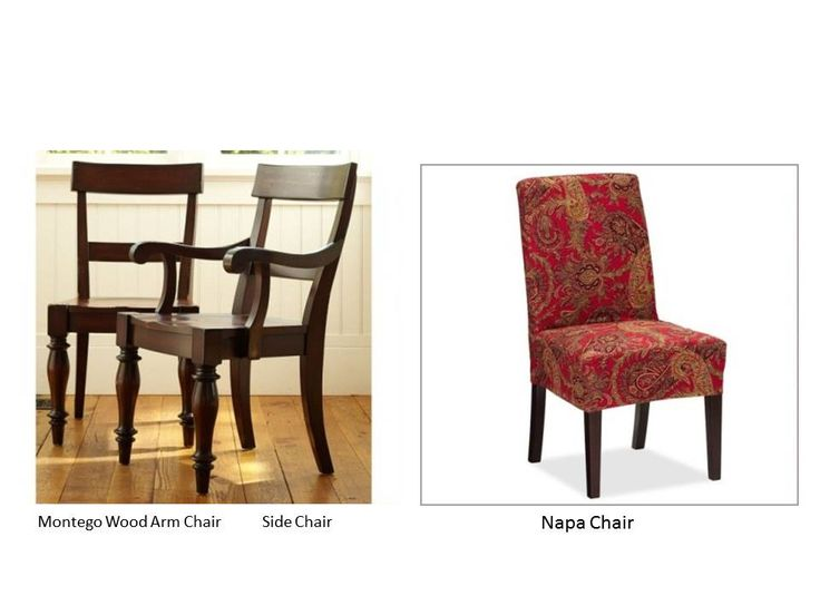 Montego U0026 Napa Dining Chairs | Chairs | Dining Room | Pacific Home  Furnishing
