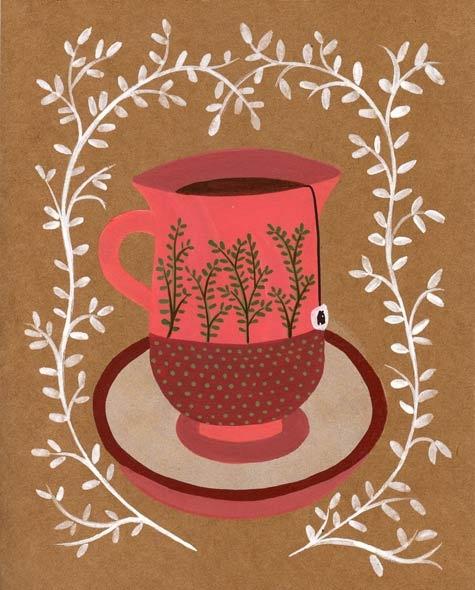 Fiesta de té en La Casuni ✮    Tea party at La Casuni ✮