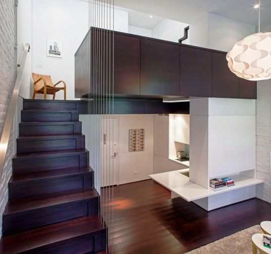 Staircase Decorating for Small Spaces