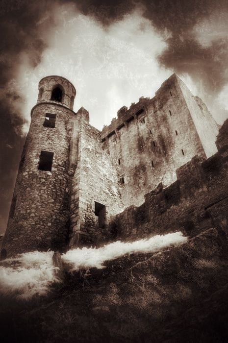 Kiss the Blarney Stone at Blarney Castle in county Cork. Ireland.  Http://www.colmjackson.com