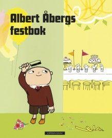 Albert Åbergs festbok (Innbundet)