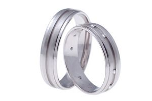 Snubné prstene - model č. 269/01