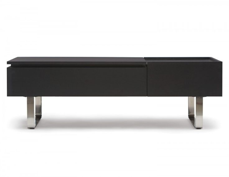 EVO Table basse avec rangement - Tables de salon - Salon | Structube