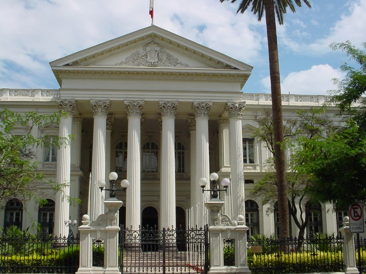 Parlamento, Santiago, Chile