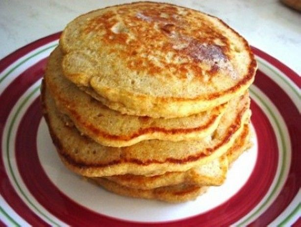This Weight Watchers pancake recipe doesn't use eggs or milk, so it's perfect for those with allergies, or if you're out of milk and eggs and want to make a q(...)