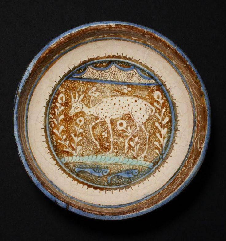 Bowl. Seljuk 6th - early 7th. Iran | Museo d'Arte Orientale