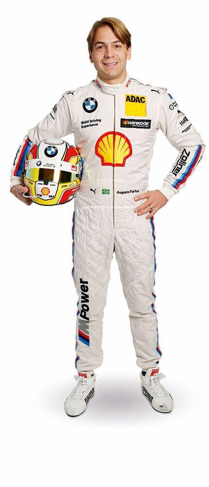 Augusto Farfus fährt 2016 für das BMW Team MTEK in der DTM