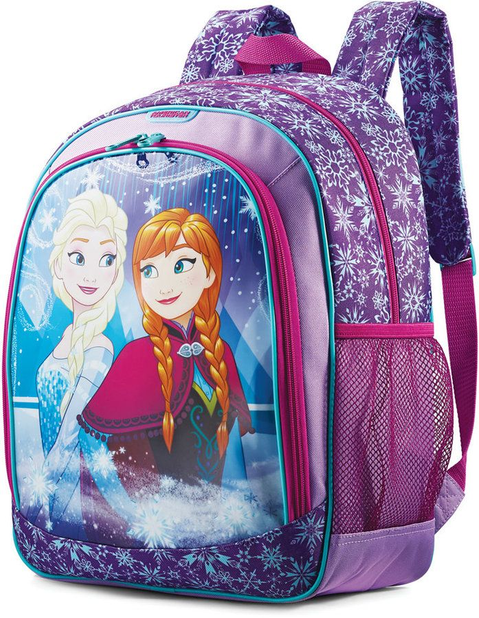 a274679eaaa American Tourister Disney Frozen 18 Softside Rolling Suitcase By