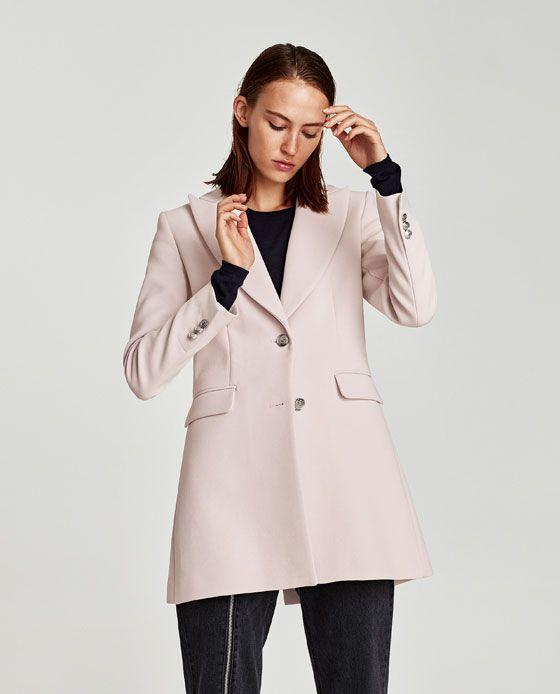 LEVITA DOBLE CAPA de Zara, 59,95€