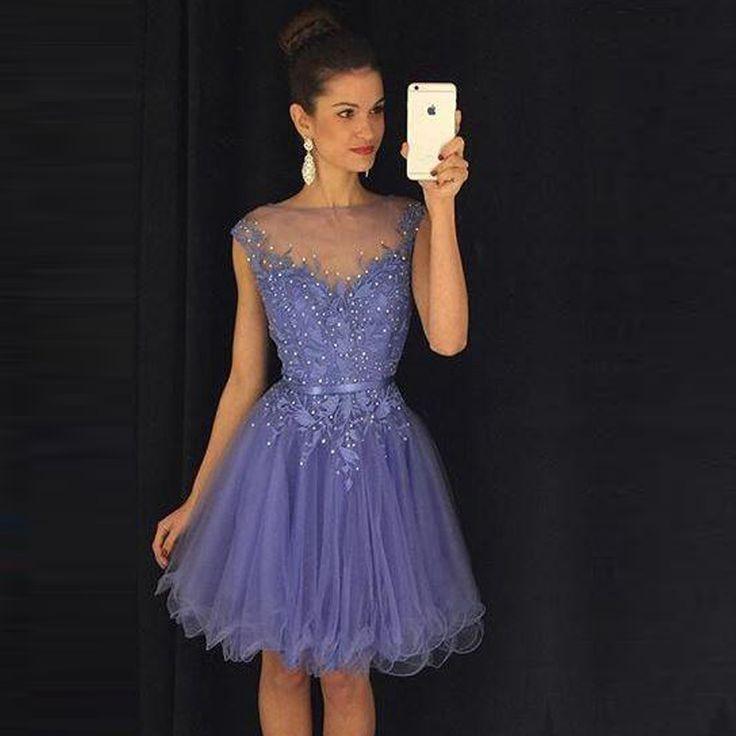 Mejores 218 imágenes de Homecoming Dresses en Pinterest | Vestidos ...