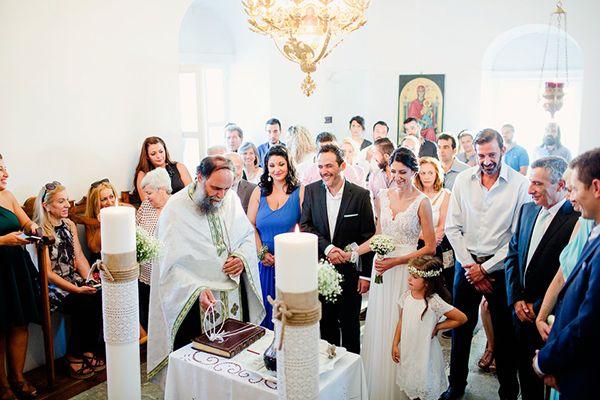 Φθινοπωρινος γαμος στην Ευβοια | Δημητρα & Σακης - Love4Weddings