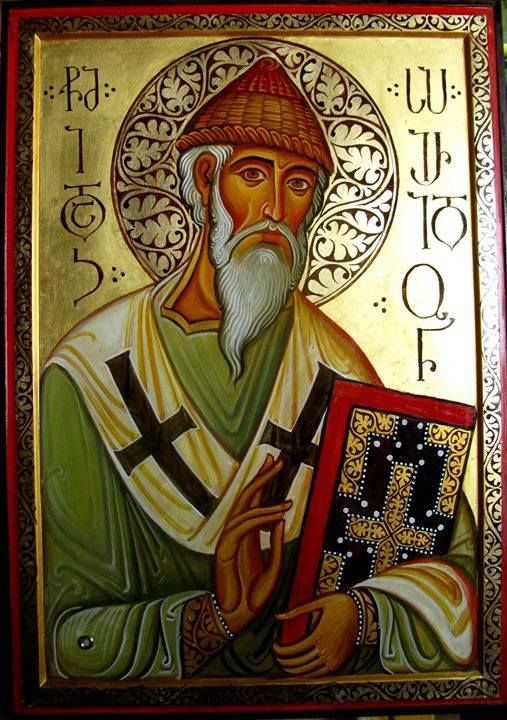 St. Spyridon Whispers of an Immortalist: Icons of the Venerables 4