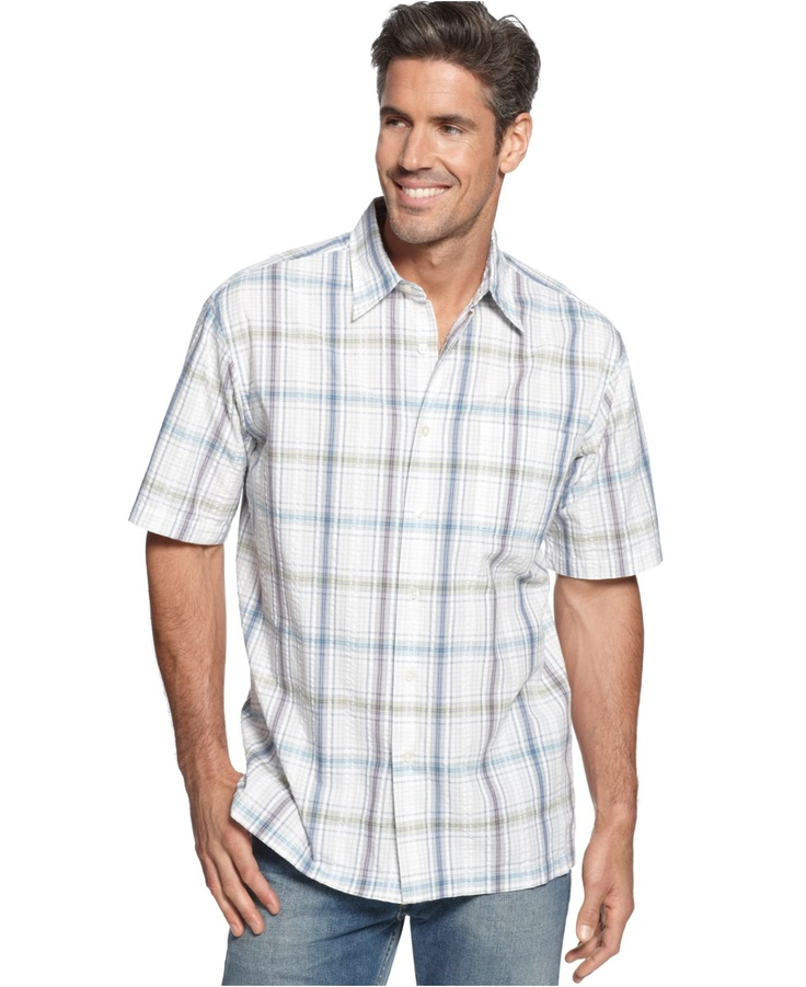 43 best for rob images on pinterest menswear fashion for Van heusen plaid shirts